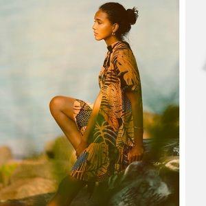 Anthropologie NWT Corey Lynn Calter Tunic Dress S.